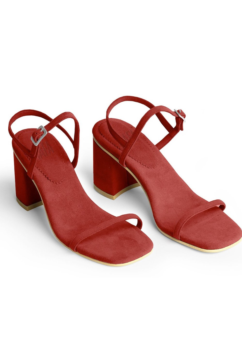 Handcrafted sustainable eco-suede sandal