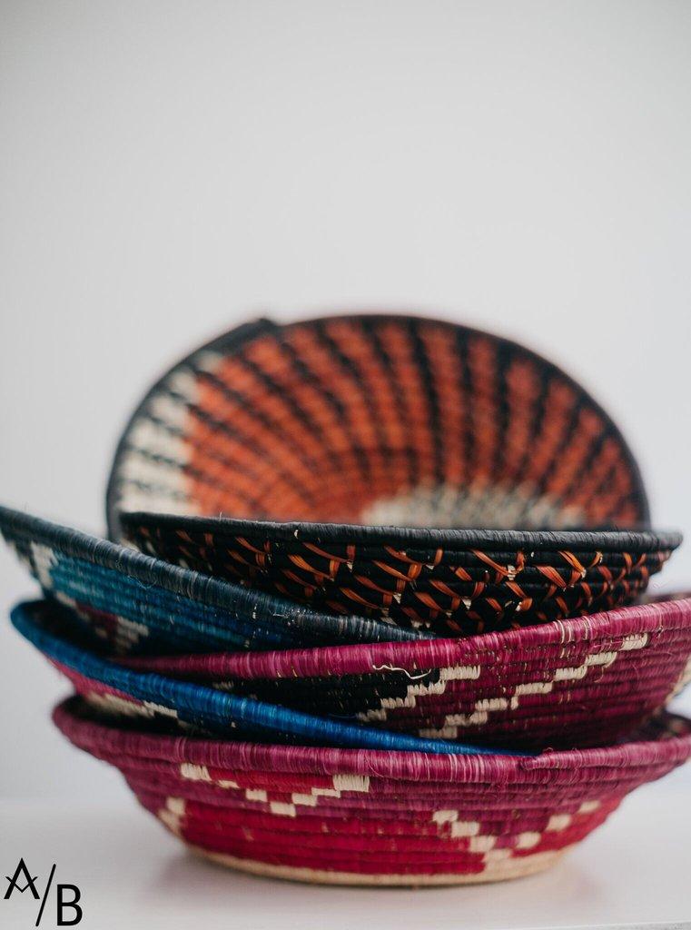 African Wall Basket Arora Boheme