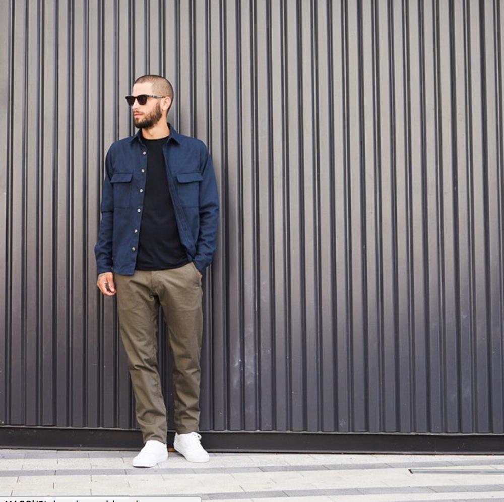 Sirocco pants khaki Coldsmoke Los Angeles