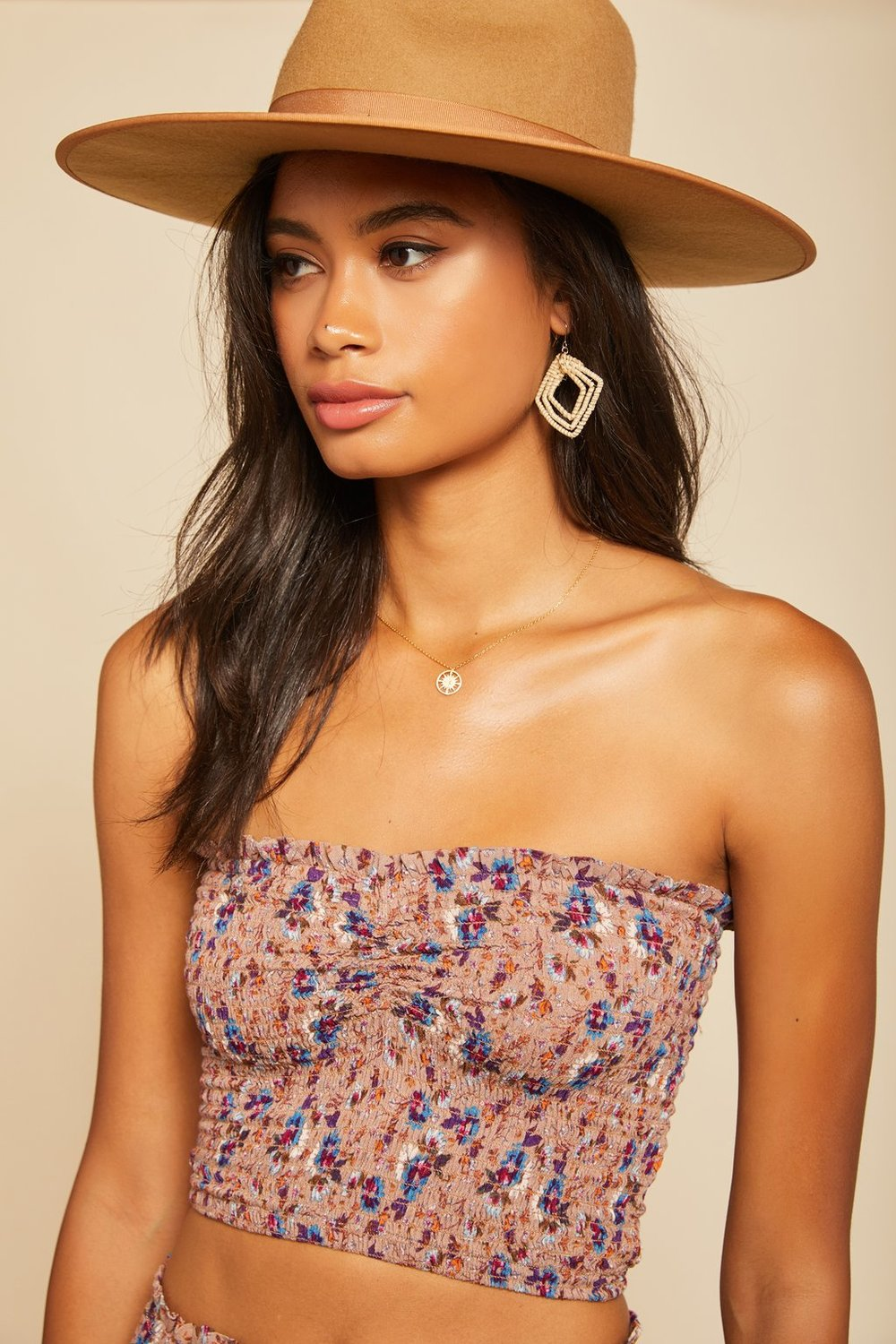 Into the Dawn Tube Top - $54