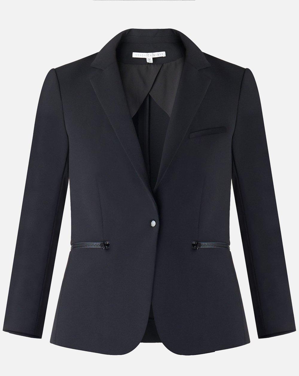 Scuba Jacket - Black $600