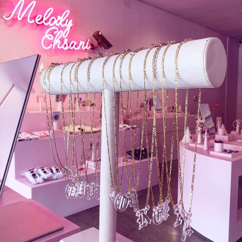 Melody Ehsani Store - 424 1/2 N Fairfax Ave, Los Angeles, CA 90036