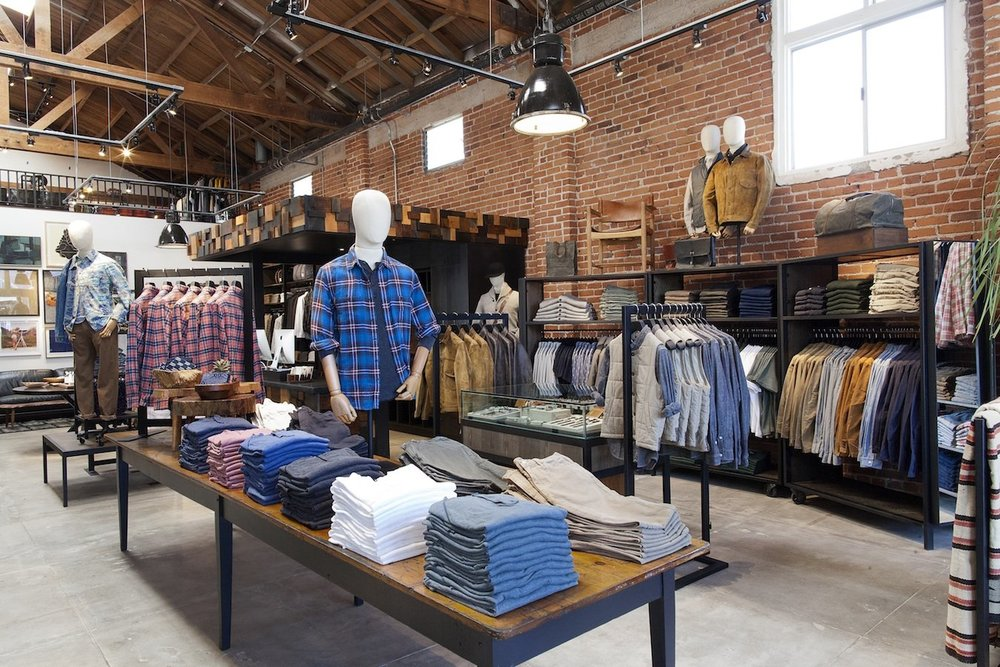 """STAG PROVISIONS FOR MEN - Known as a modern day general store for every man, STAG considers itself """"classic and modern; traditional and progressive; new and old; respectful and rebellious."""" It's a go-to store for the stylish man.Visit their shop on Abbott Kinney in Venice."""
