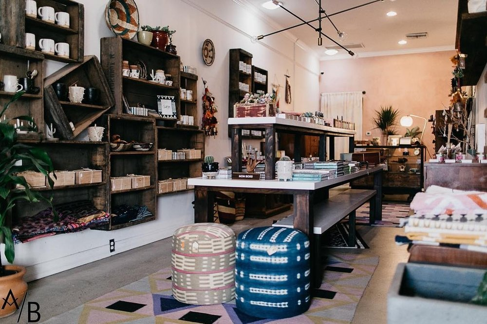 Arora Boheme - What you'll find: home decor & accessories, a rare collection of gifts, and apothecary from artisans all over the globe.Atwater Village: 3161 Glendale Blvd, Los Angeles, CA 90039