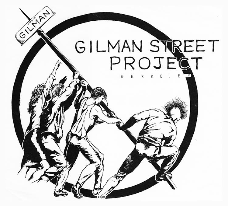 SUPPORT THE SCENE @ http://www.helpgilman.org/