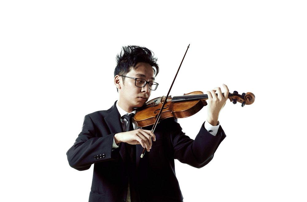 Brett Yang Brisbane Violinist - Brisbane Advertising Photography, Brisbane Commercial Photography.jpg