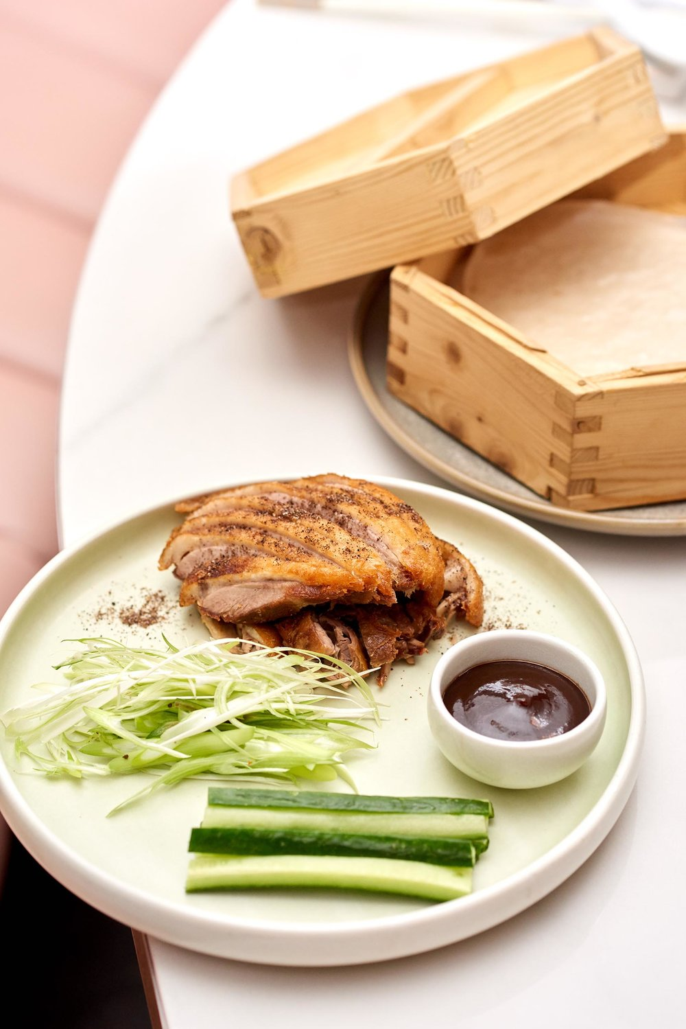 Donna Chang Duck Pancakes - Brisbane Advertising Photography, Brisbane Commercial Photography.jpg