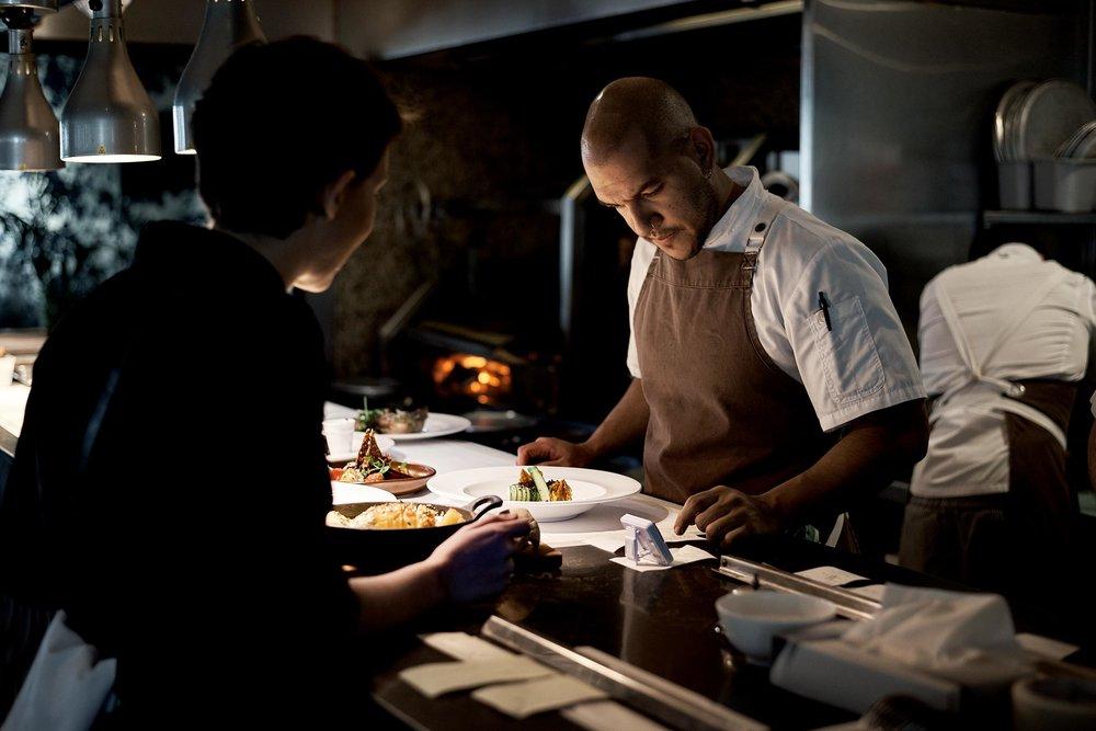 Staff in Blackbird Kitchen, Brisbane - Brisbane Advertising Photography, Brisbane Commercial Photography.jpg