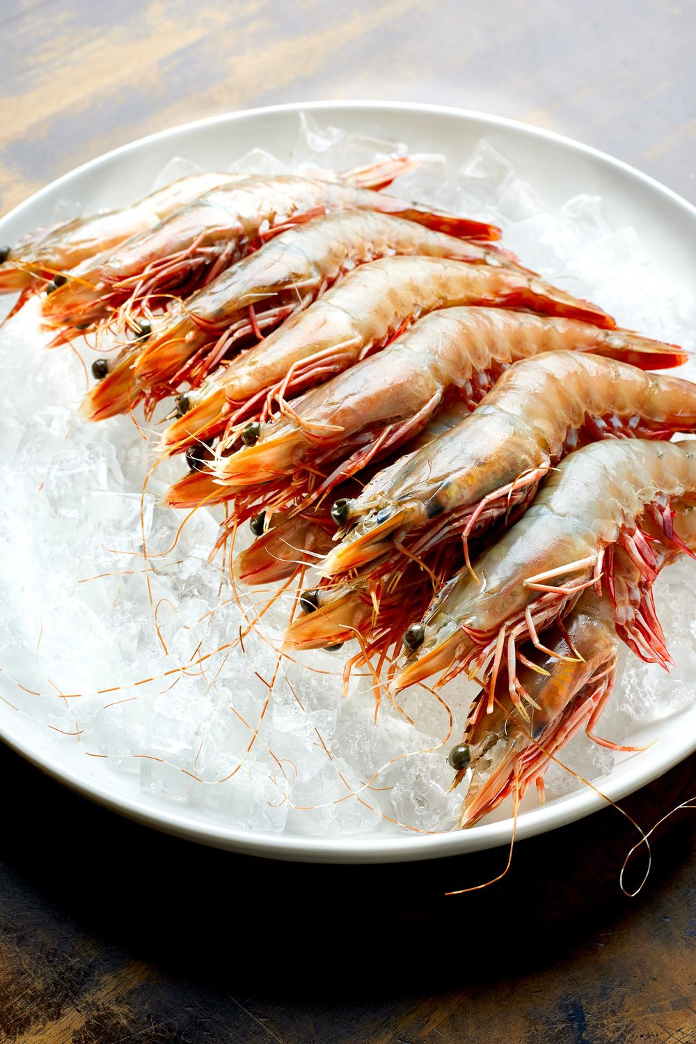 Seafood at Billykart Restaurant - Brisbane Advertising Photography, Brisbane Commercial Photography.jpg
