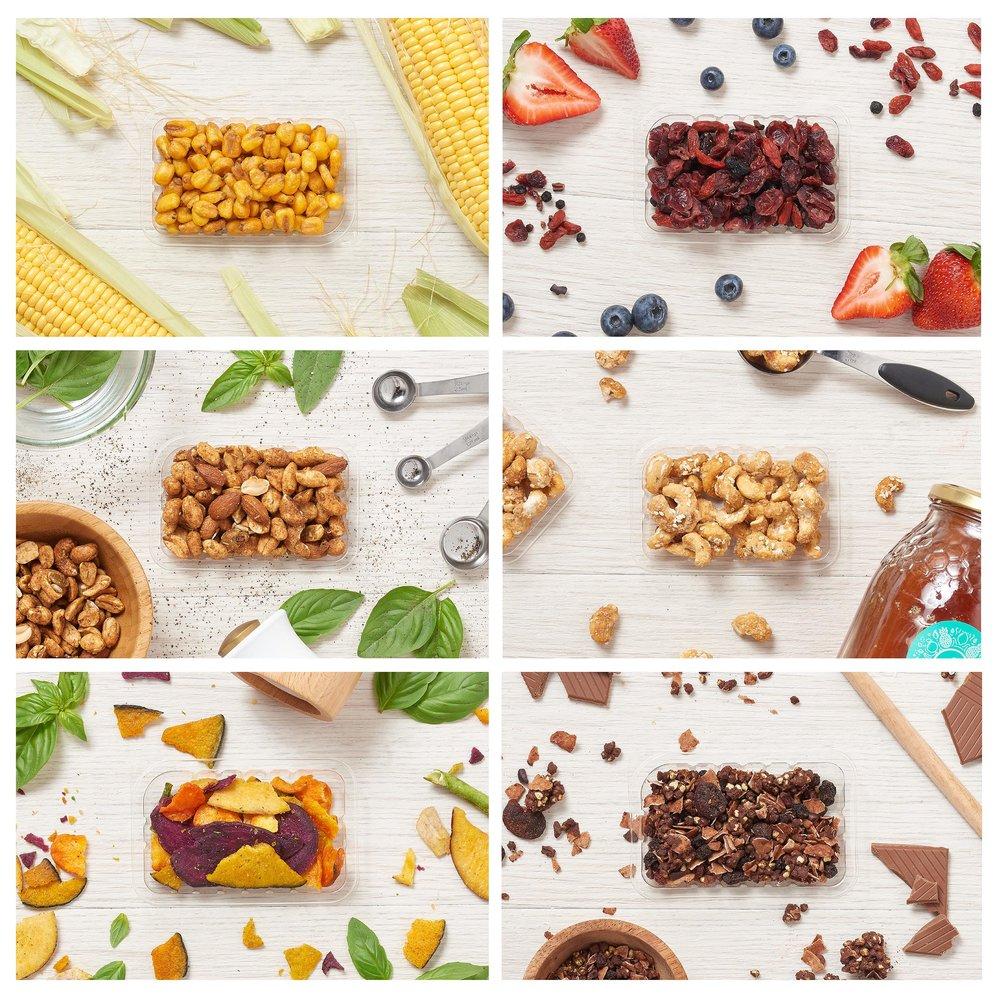 Bitely Snacks Healthy Snacks - Brisbane Advertising Photography, Brisbane Commercial Photography.jpg
