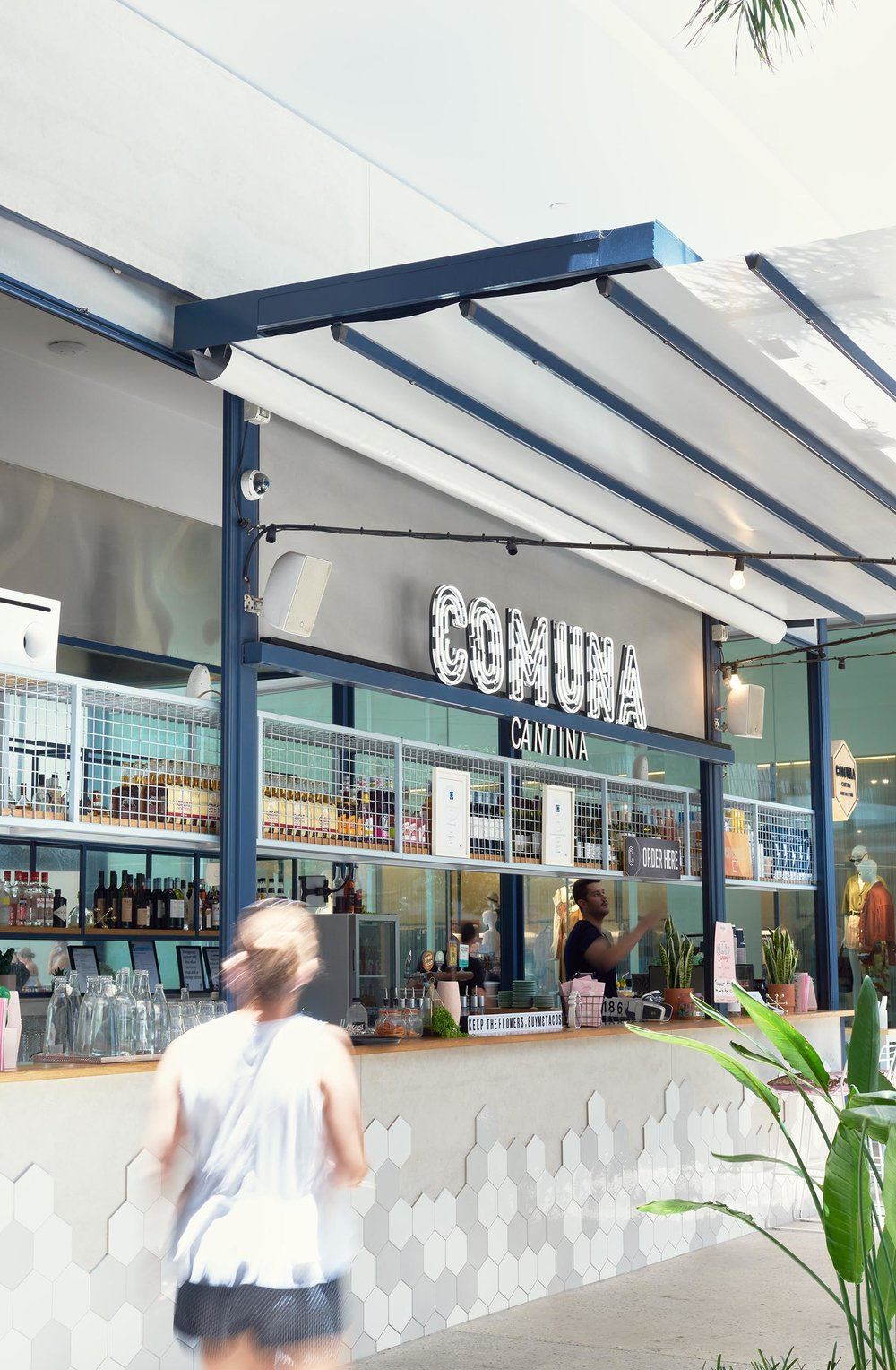 Communa Cantina Pacific Fair Gold Coast Details - Brisbane Advertising Photography, Brisbane Commercial Photography.jpg