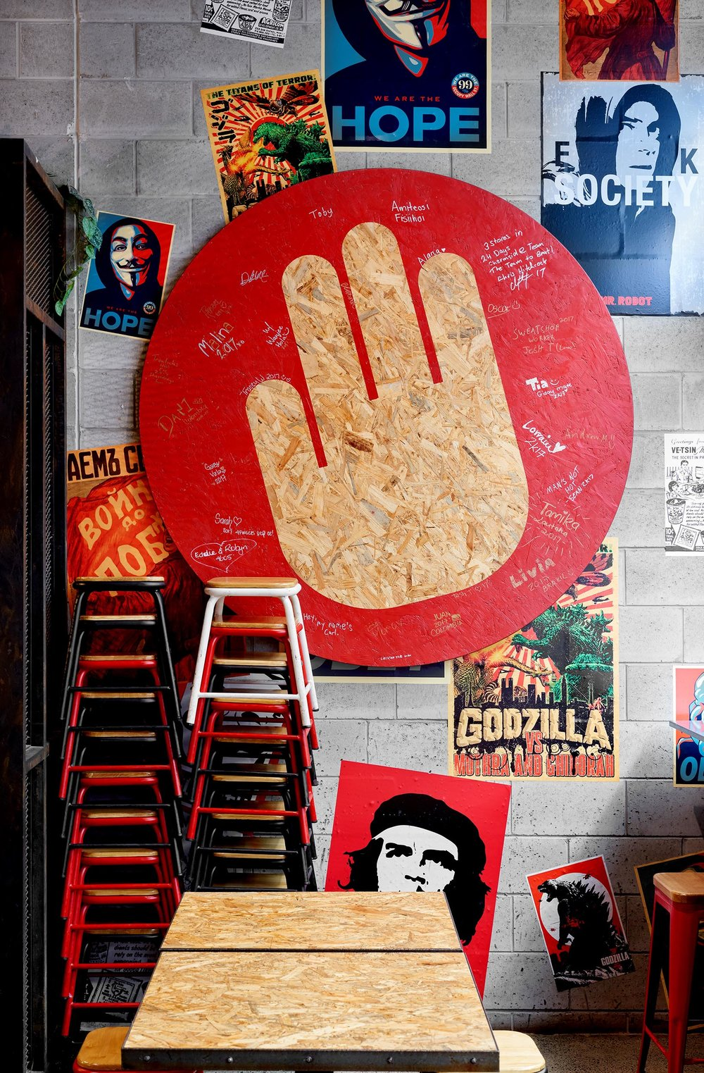 Four Fingers Interior Architecture Details 2 - Brisbane Advertising Photography, Brisbane Commercial Photography.jpg