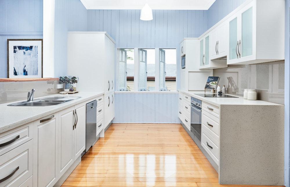 Resedential Interior Kitchen - Brisbane Advertising Photography, Brisbane Commercial Photography.jpg