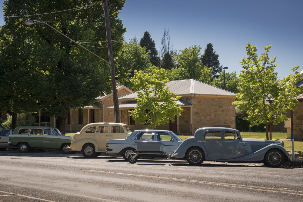 Beechworth historic precinct