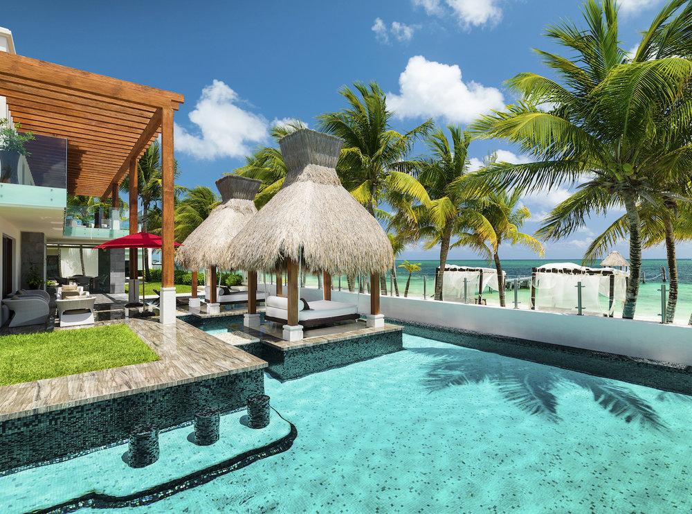 Villa Esmeralda - Riviera Maya, Mexico