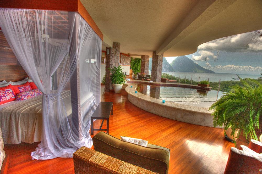 Jade Mountain - Saint Lucia