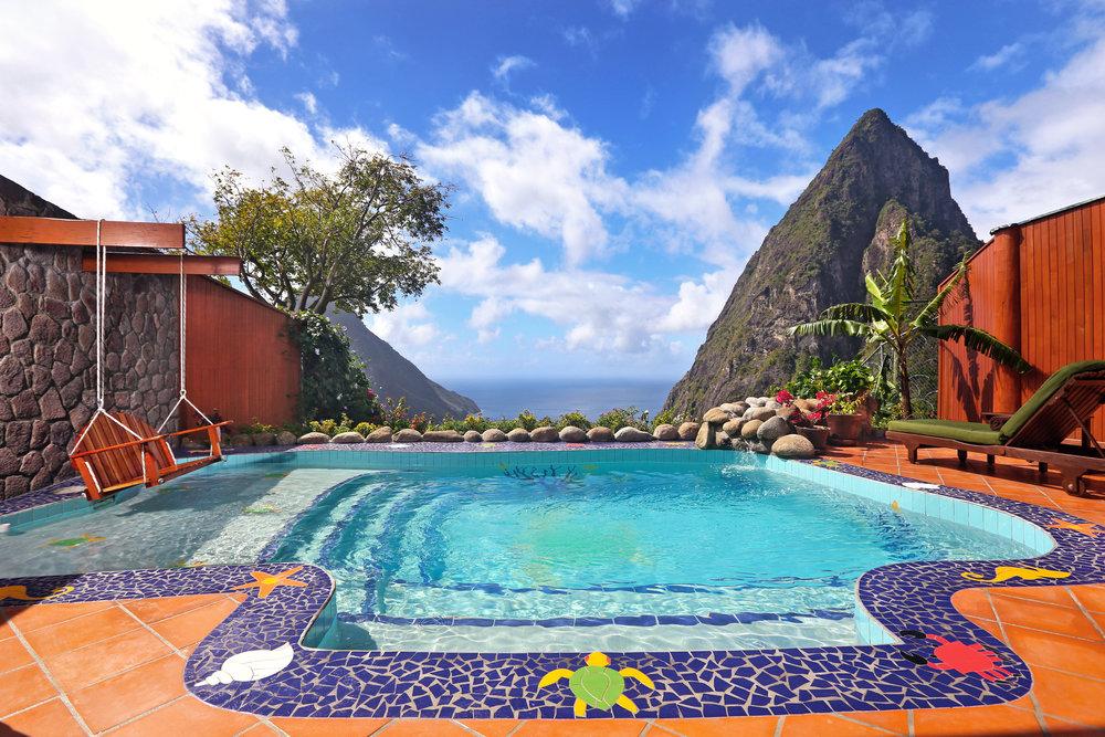 Ladera Resort - Saint Lucia