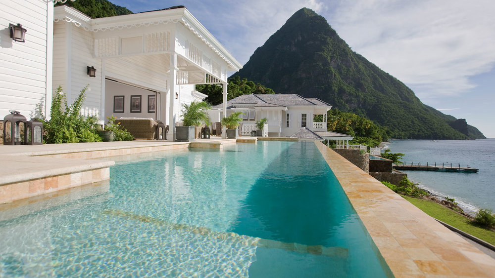 Sugar Beach - Saint Lucia