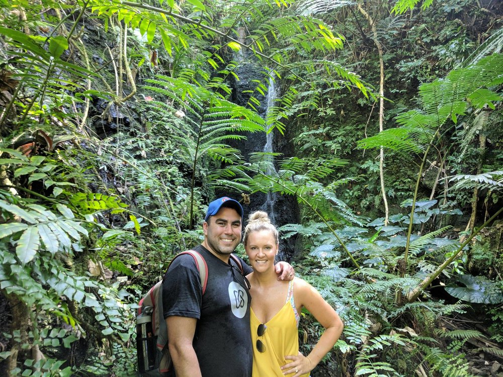 Arrotti Honeymoon Moorea Waterfall Hike 4.jpg