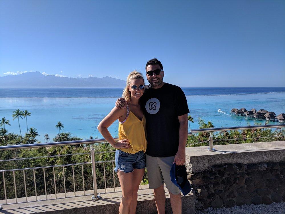 Honeymoon Bora Bora and Moorea in the French Polynesia
