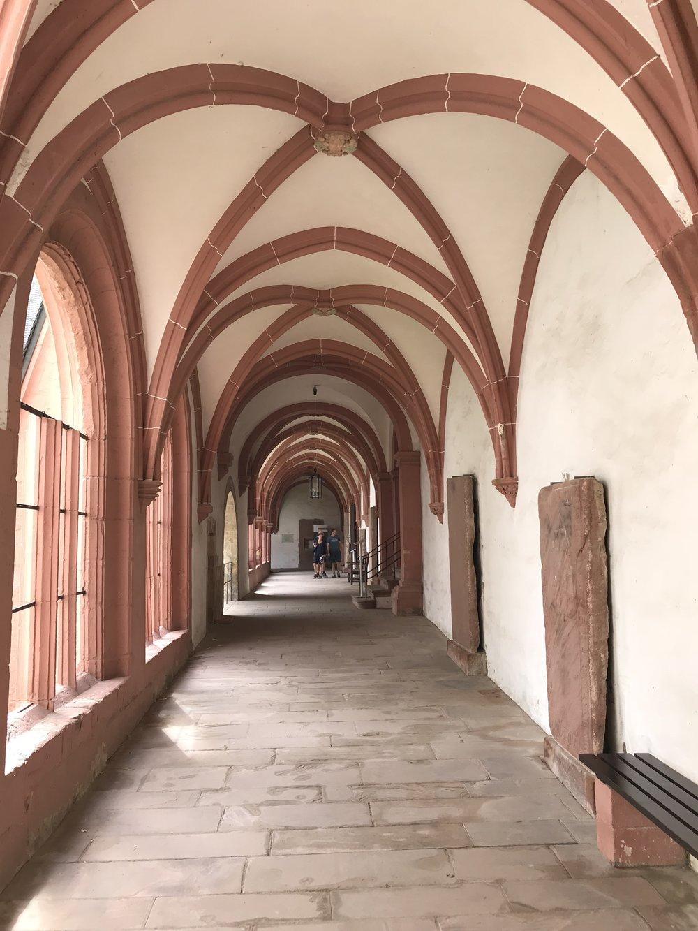 Kloster Eberbach hallway.jpg