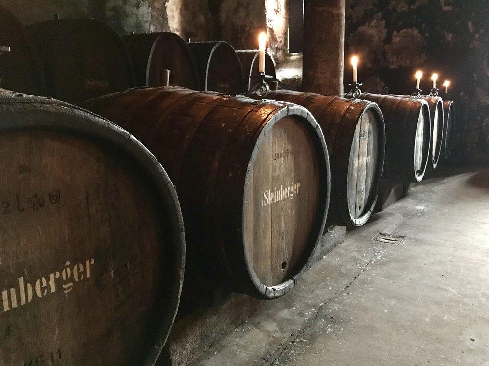 Kloster Eberbach hospital wine barrels.jpg