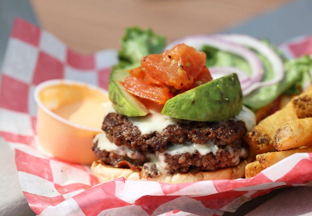 Burger On The Boards  - Ocean Grove, NJ