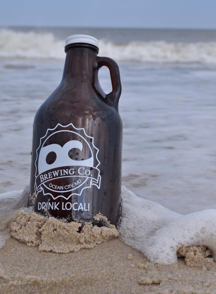 Photo by  Ocean City Brewing Co.