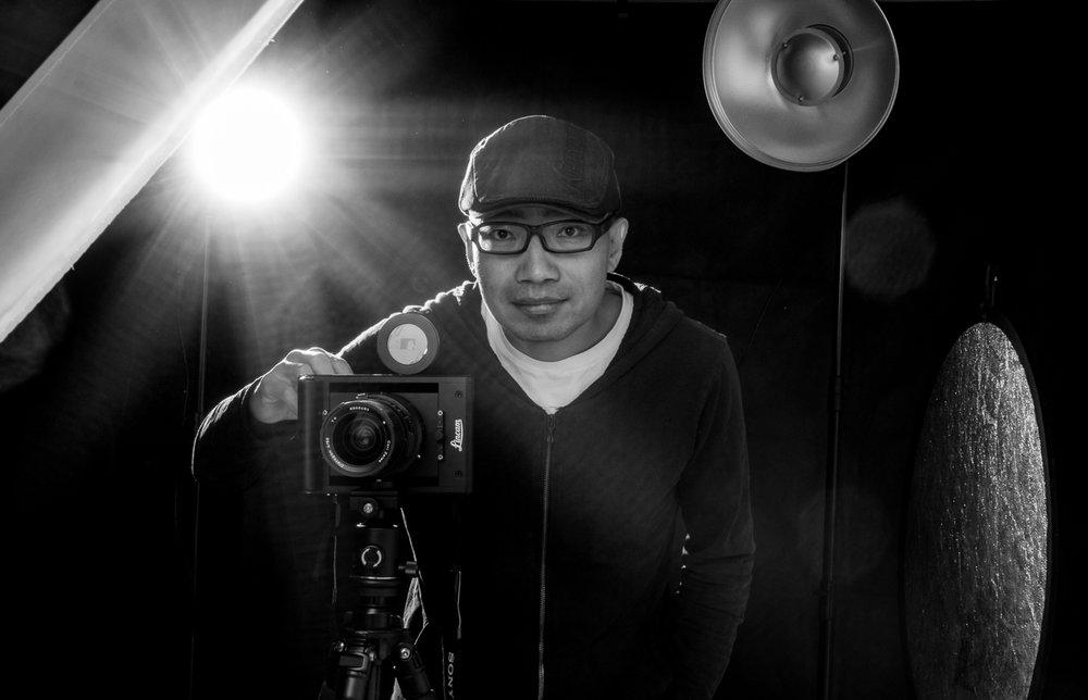 .... Gao Bo - Bokeh Media Art Director & Studio Head Photographer ..   高波 - BM 艺术总监 & 首席摄影师 ....