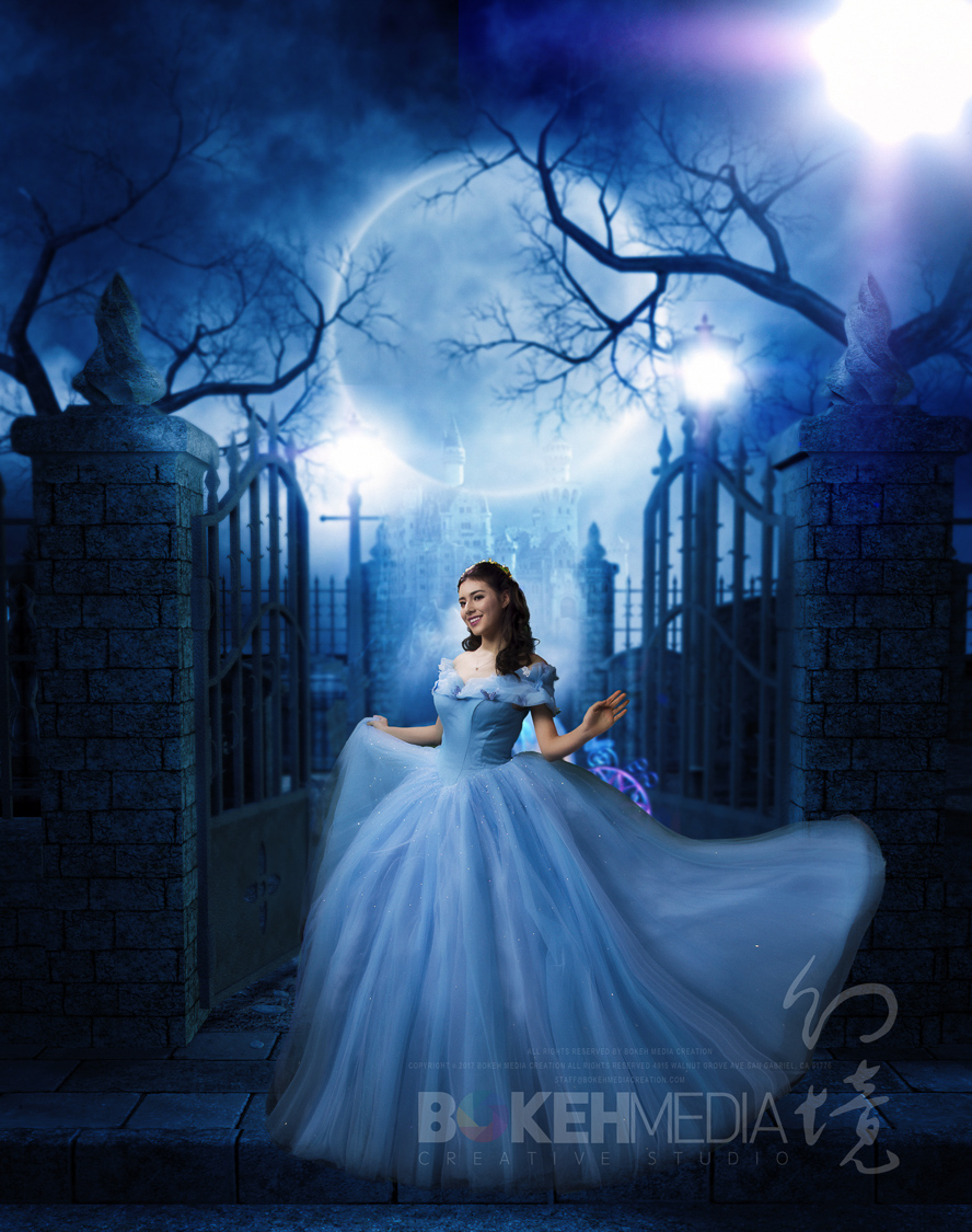 Fairyland Series - Cinderella Inspired Shoot