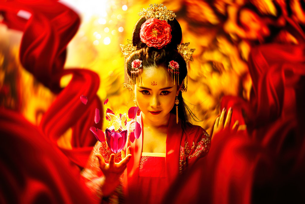 Chinese Epic Serie - Hanfu - Thousands of Years Fashion History