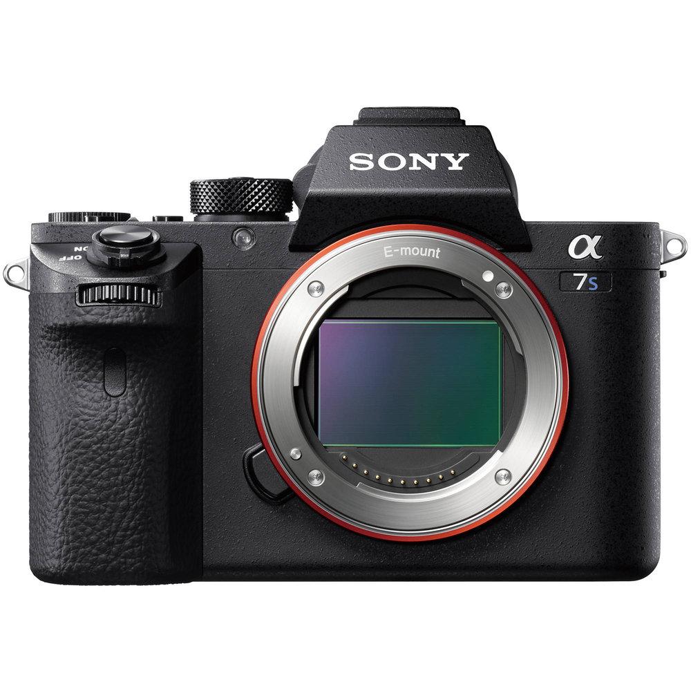 Sony Alpha a7S II Mirrorless -