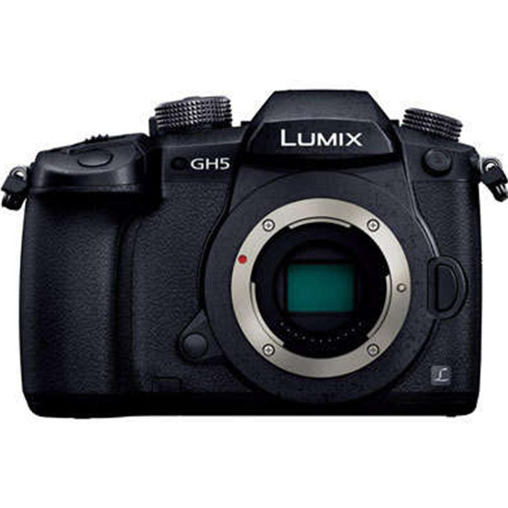 Panasonic Lumix DC-GH5 Mirrorless -