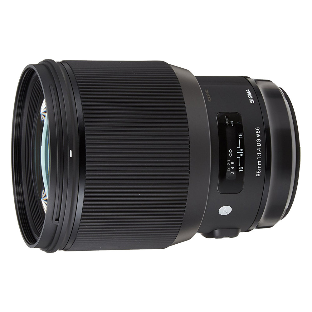 Sigma 85mm f1.4 DG HSM Art Lens -