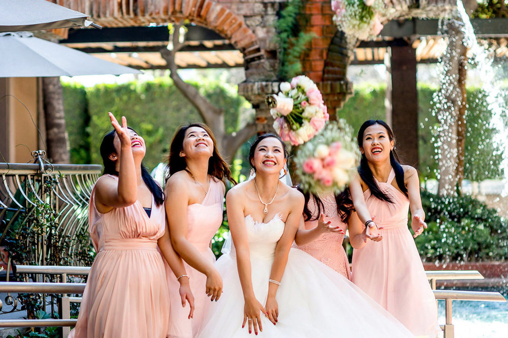 <p><strong>Wedding Day Coverage</strong>Photography, Video Production, Make-up and Styling