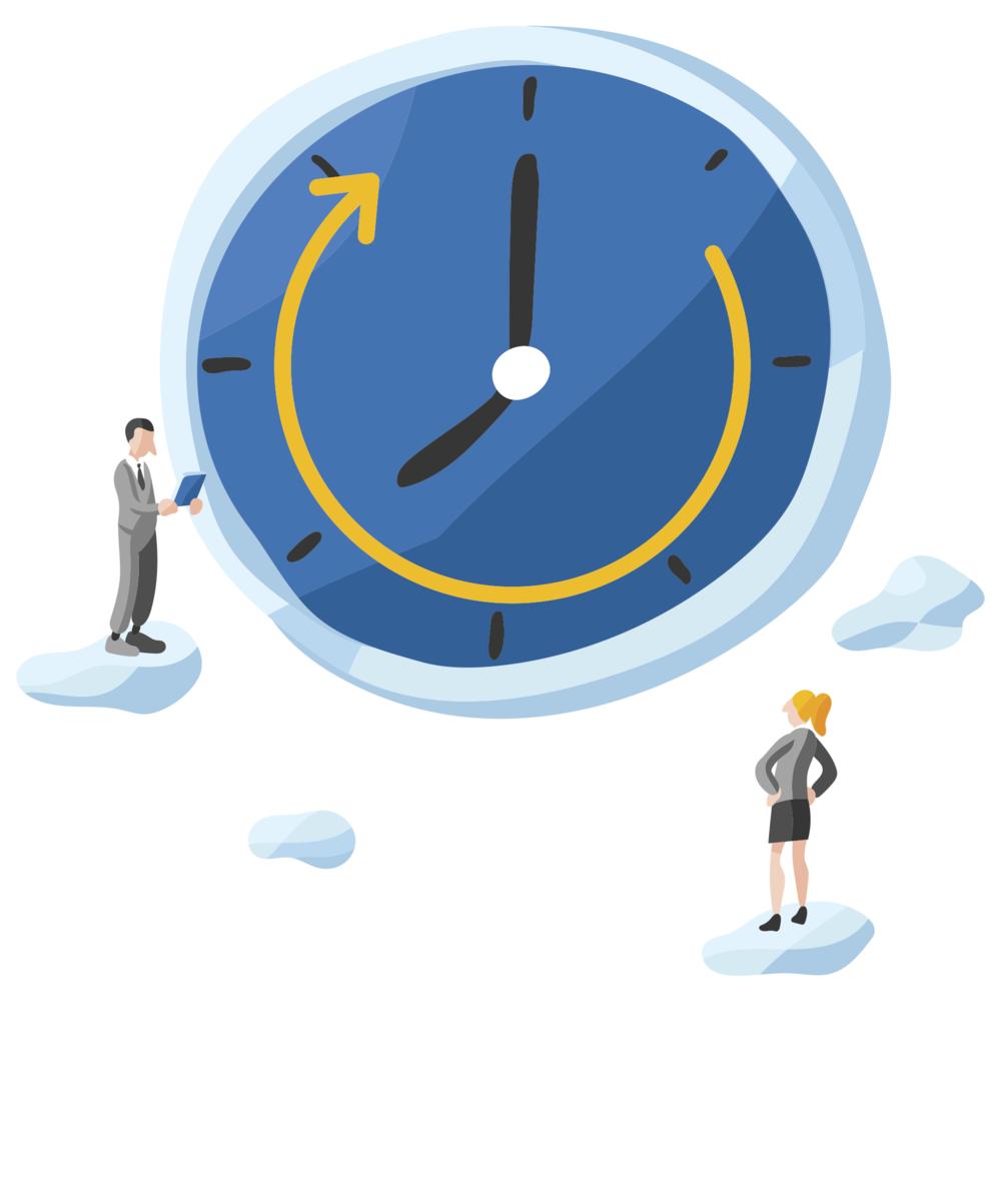 所要時間を短縮 - 簡単なフォーム一つだけで受付完了。専属翻訳者が翻訳に即時対応し、翻訳管理ダッシュボードや自動通知通知で進捗状況をいつでも把握できます。
