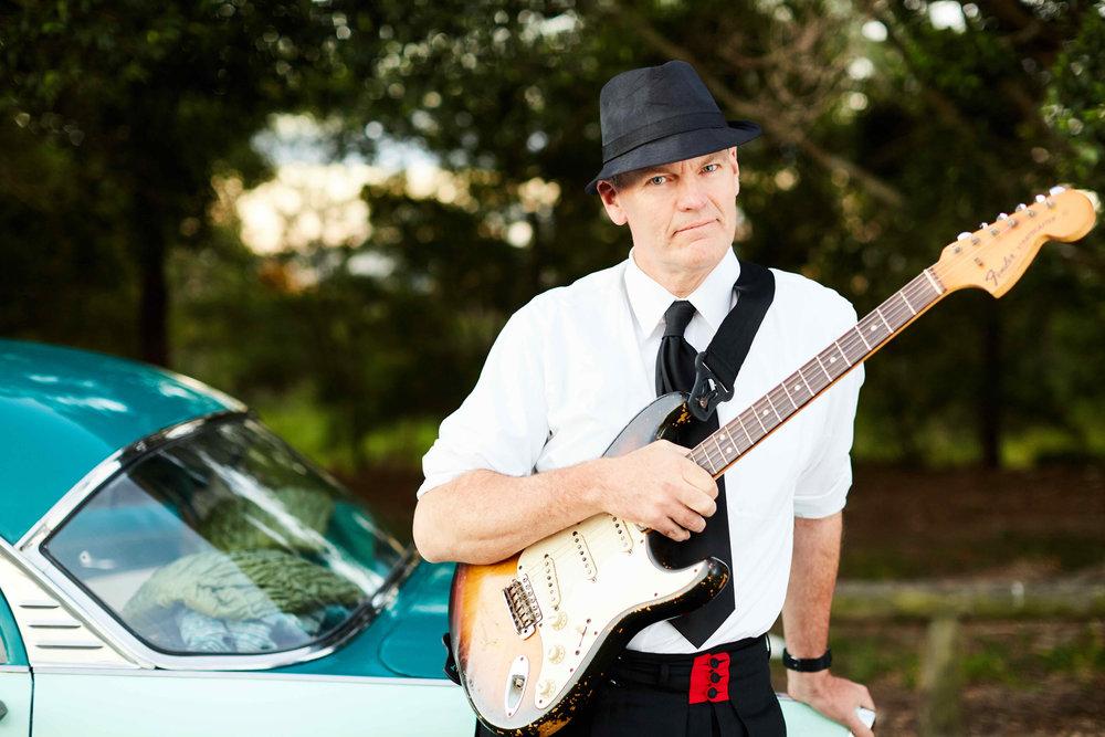 Philip Griffin - Guitar