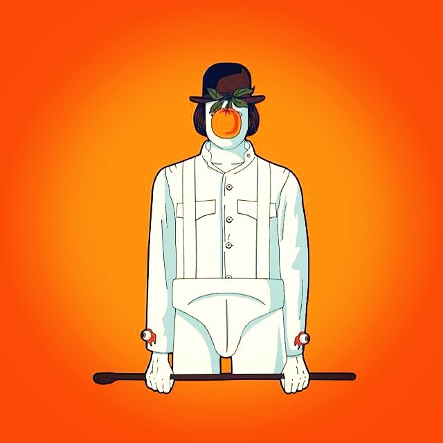 It had been a wonderful evening and what I needed now, to give it the perfect ending, was a little of the Ludwig Van. {Anthony Burgess} 🥛 FINAL WEEKS. Closing performance | 12.2.2017 #aclockworkorange #aclockworkplay #offbroadway