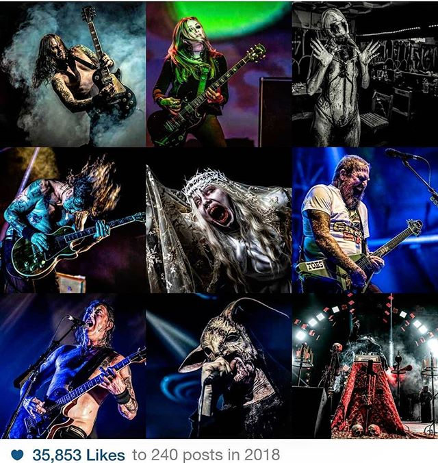 Blah blah blah #bestnine2018 blah blah blah blah end of year blah blah. . . . . . #bestnineoninstagram2018 #bestnine #best9of2018 #best9 #concertphotography #livephotography #musicphotography #metalphotography #gigphotography #liveconcertphotography #concertpic #concertphoto #musicphoto #musicpic #concertphotograper #musicphotograper #sonyA9 #sonyphoto