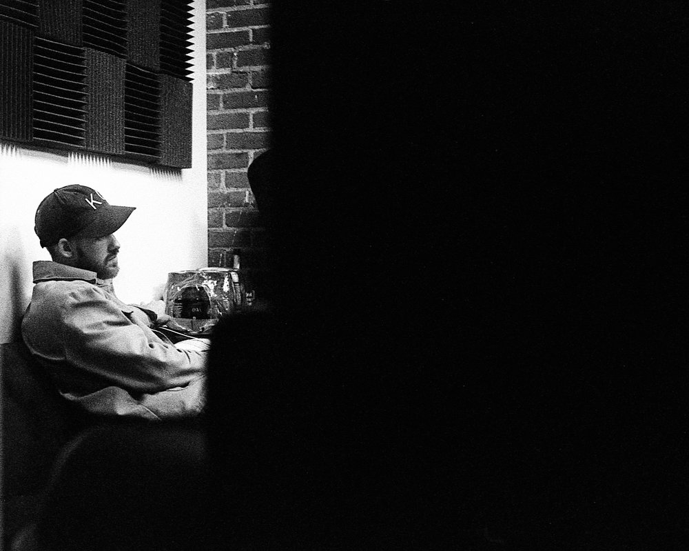 This was my first time pushing film. I don't think I'll ever go back to shooting HP5+ at 400. Why didn't I do this sooner?