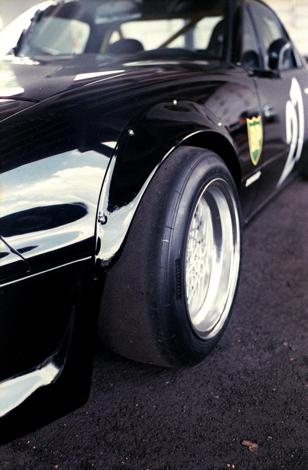 Nathan Wohlander's Roadster