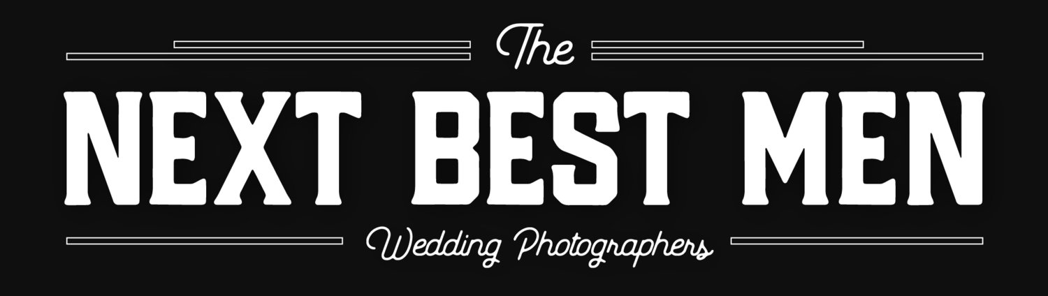 The Next Best Men Wedding Photographers