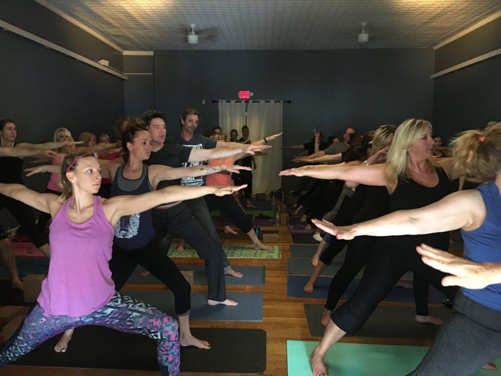 Seva for charity : Mantra Yoga Teacher Training Graduation 2017