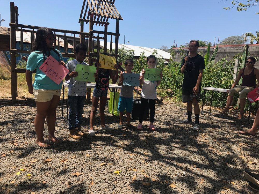 Horizon Church | Kids Club | Jaco, Costa Rica