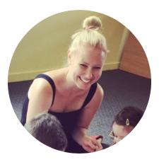 Andrea Tovey - Program Co-ordinator