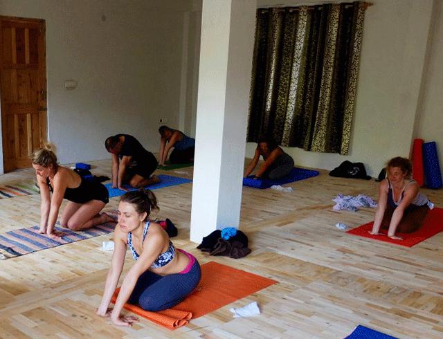 Copy of Yoga Class