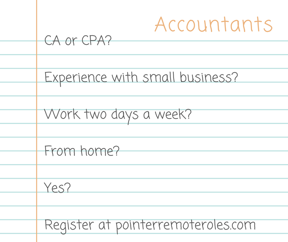 CA or CPA