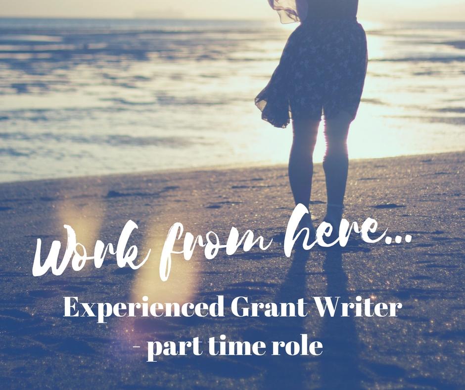 Grant writer