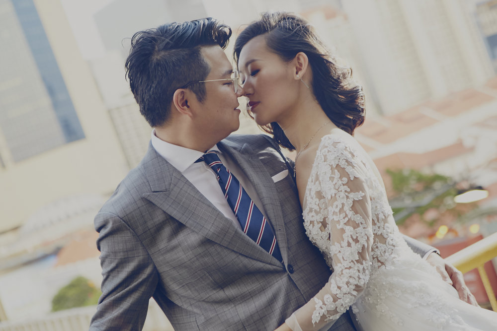 TIE THE KNOT - WEDDINGS GROOM LOOKS