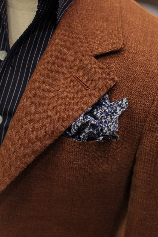Milanese Lapel Buttonhole
